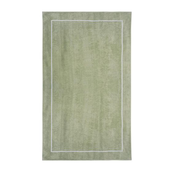 EXCLUSIVE Strandtuch  100x180, green
