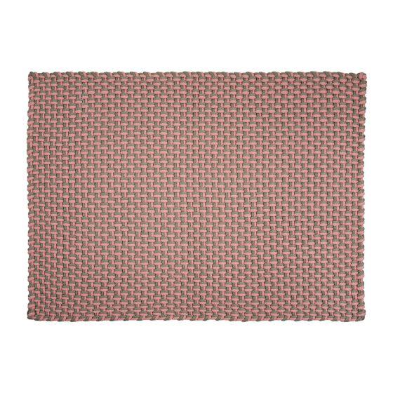 Fussmatte POOL  sand-pink, 52 x 72 cm